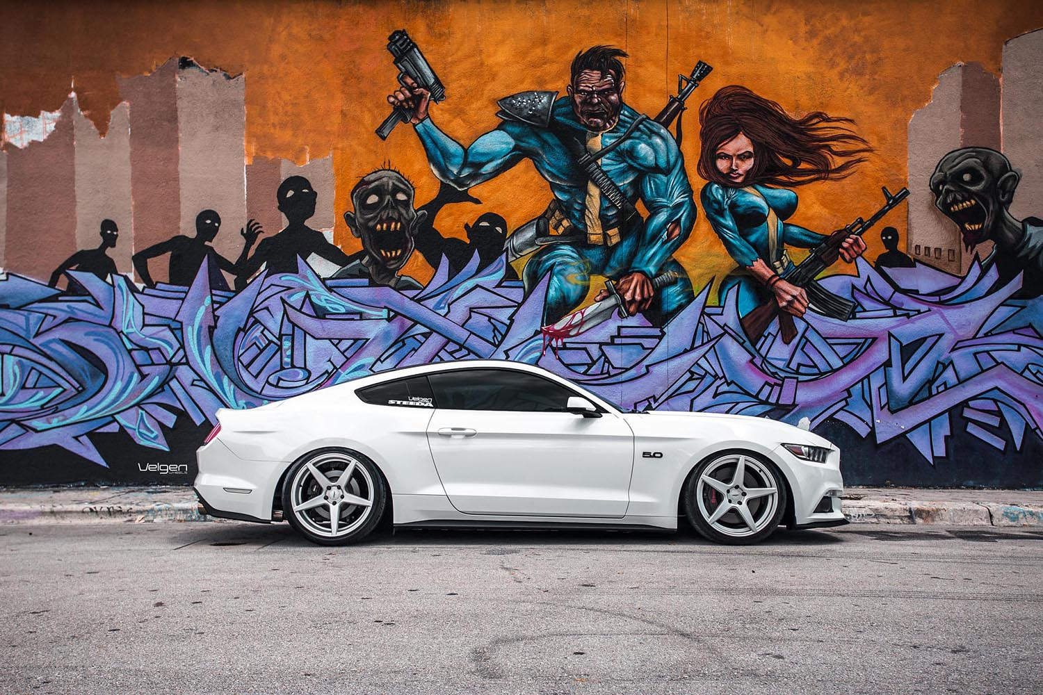 Wheel Front Aftermarket Wheels Gallery Ford Mustang